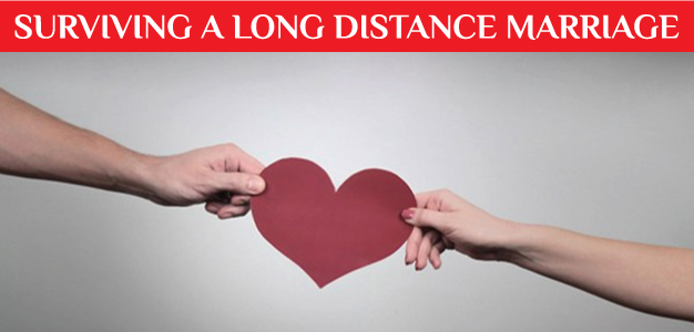 8 Expert Tips to Get Through a Long Distance Marriage