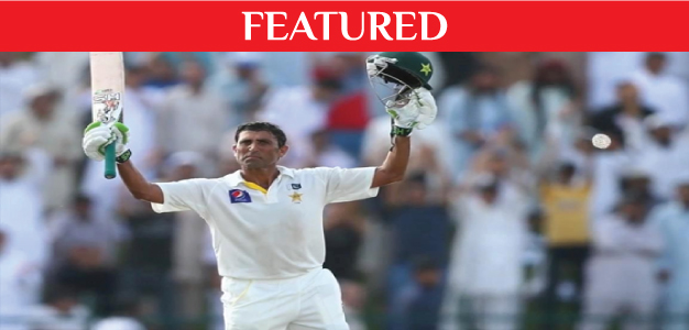 Younis Khan Becomes Pakistan's Highest Run-Scorer in Test Cricket