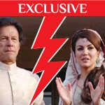 Imran Khan and Reham Khan Part Ways After 10 Months of Their Marriage